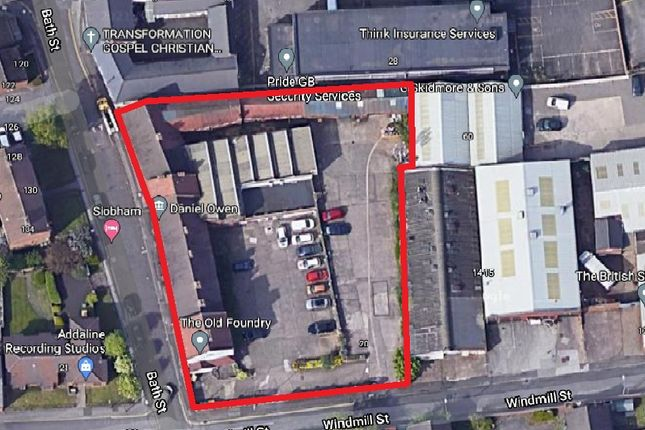 Thumbnail Office for sale in The Old Foundry, Bath Street, Walsall