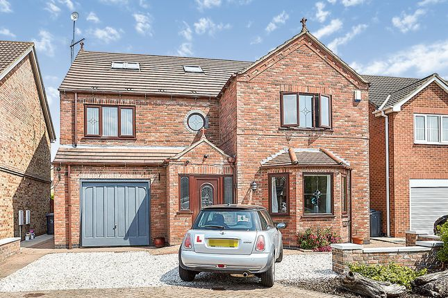 Thumbnail Detached house for sale in Brooklands, Hull, East Yorkshire
