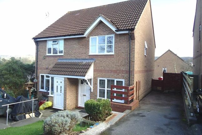 Thumbnail Semi-detached house for sale in Sutton Close, Dursley