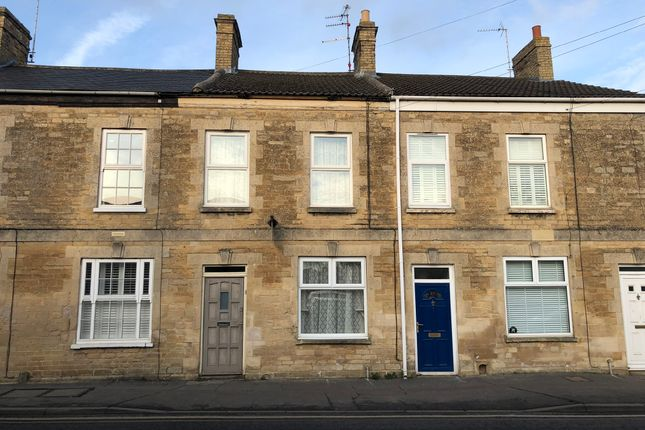 Thumbnail Terraced house to rent in High Street, Market Deeping, Peterborough, Lincolnshire