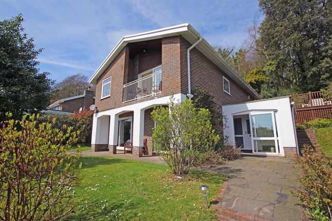 Thumbnail Detached house for sale in Hyde Tynings Close, Eastbourne