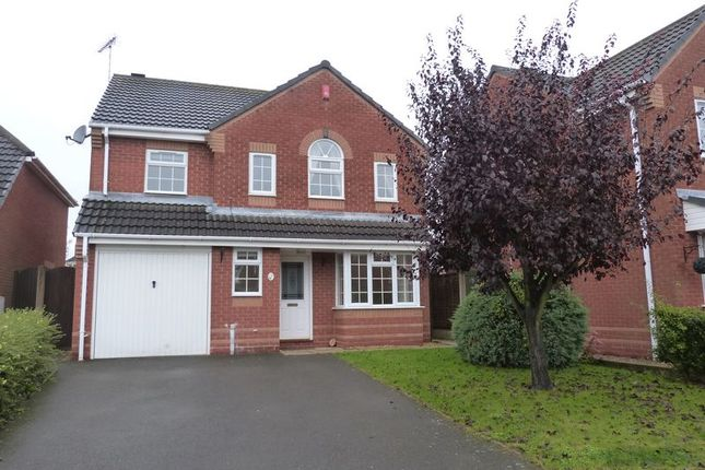 Thumbnail Property to rent in De Ruthyn Close, Moira, Swadlincote