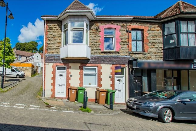 Thumbnail Flat for sale in 120 Commercial Street, Senghenydd, Caerphilly