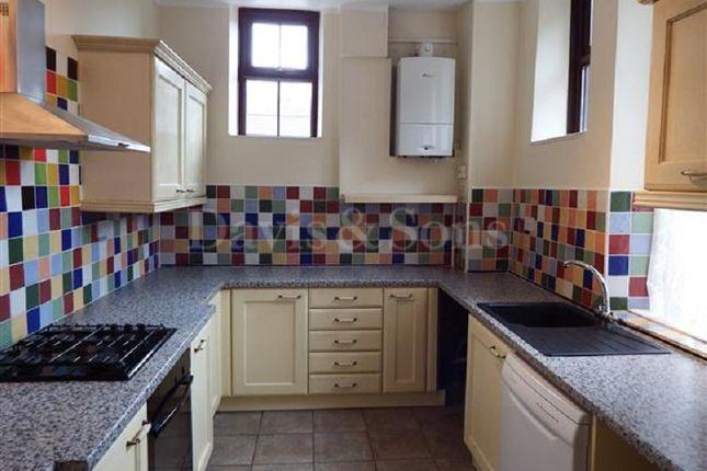 Thumbnail Flat for sale in Osborne Road, Pontypool, Monmouthshire.