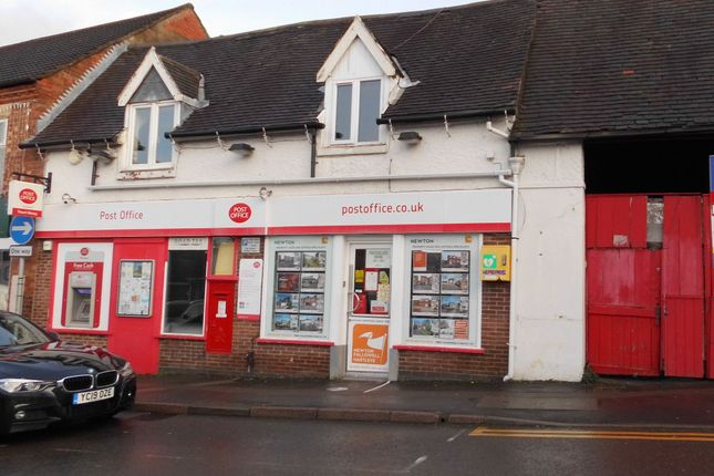 Thumbnail Retail premises for sale in Market Place, Shepshed, Loughborough