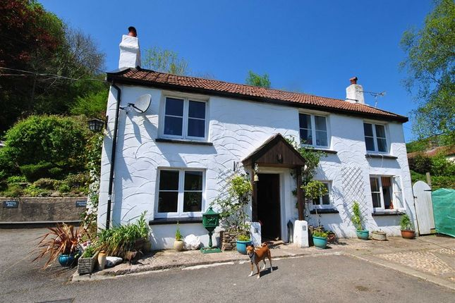 Thumbnail Detached house for sale in Heddon Mill, Braunton