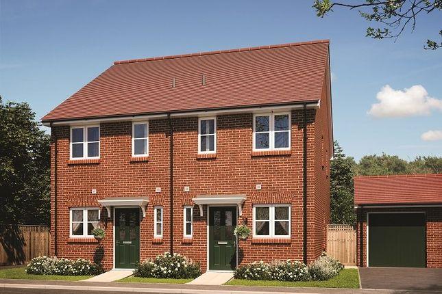 Thumbnail Semi-detached house for sale in Ash Lodge Park, Ash, Surrey