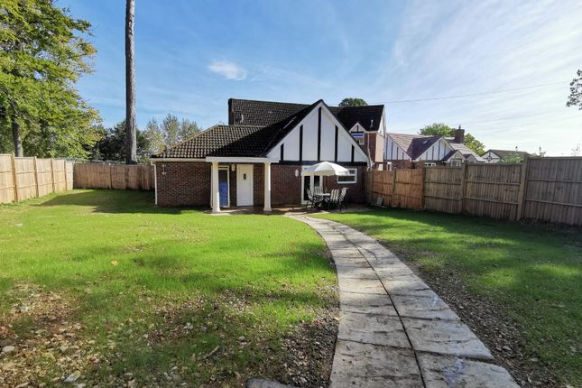 Thumbnail Bungalow for sale in Moorhill Road, West End, Southampton