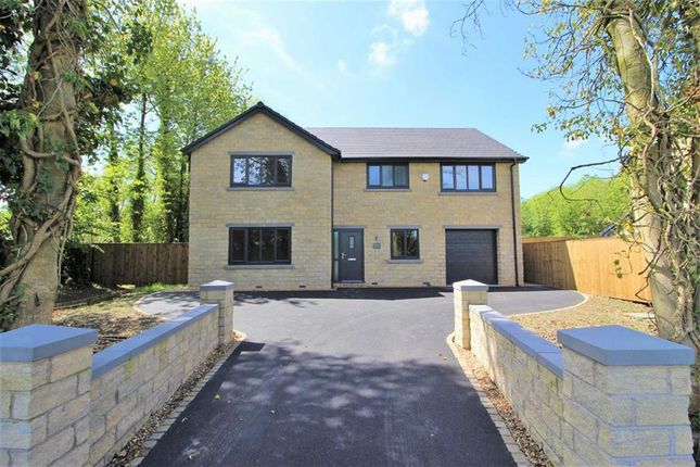 Thumbnail Detached house for sale in Brindle Road, Bamber Bridge, Preston