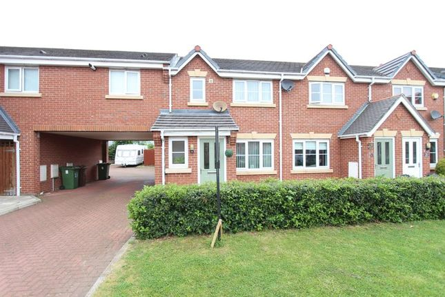 Thumbnail End terrace house for sale in Heathfield Drive, Bootle