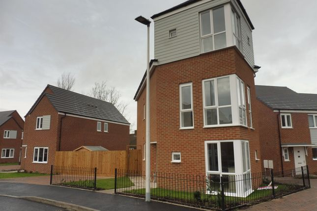 Thumbnail Detached house for sale in Laura Roberts Close, West Bromwich