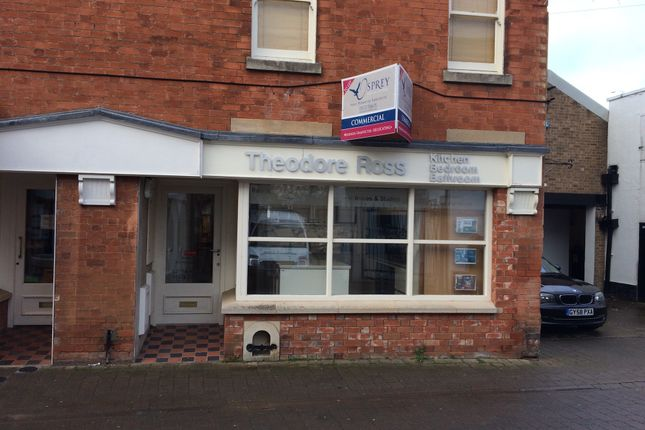 Thumbnail Retail premises to let in Gaol Street, Oakham