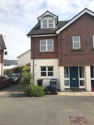 Town house to rent in Ardenlee Place, Ravenhill, Belfast