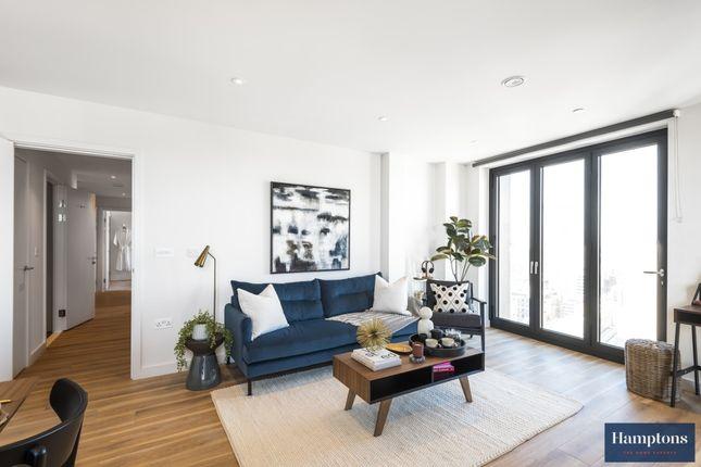Thumbnail Flat to rent in George Street, Croydon