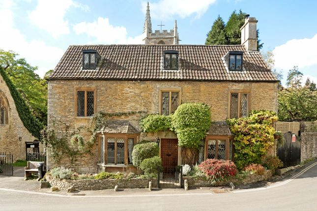 Thumbnail Cottage to rent in Market Place, Castle Combe, Chippenham