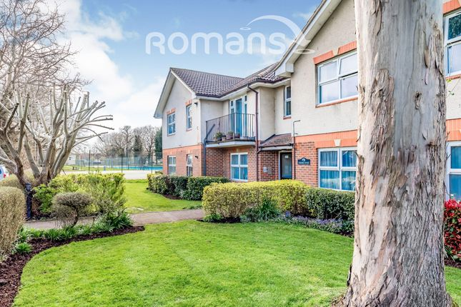 Thumbnail Flat to rent in Vesey Close, Farnborough