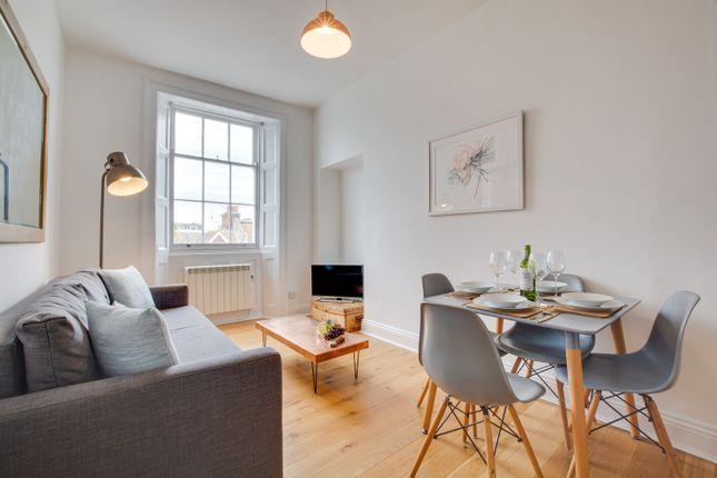 Thumbnail Flat to rent in Upper Rock Gardens, Brighton