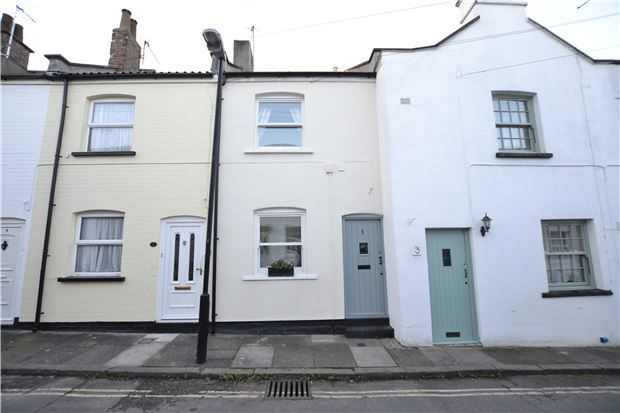 Thumbnail Terraced house for sale in Albert Place, Westbury-On-Trym, Bristol