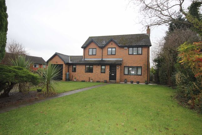Thumbnail Detached house to rent in Shaving Lane, Off Walkden Road, Worsley, Manchester