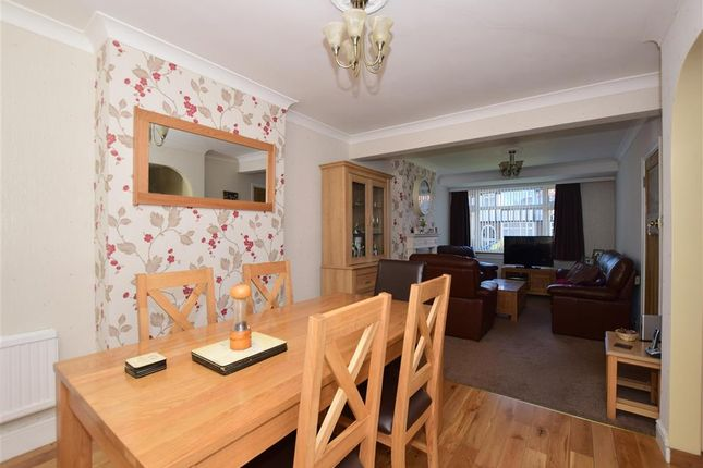 Thumbnail Semi-detached house for sale in Quinton Close, Wallington, Surrey