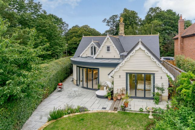 Thumbnail Detached house for sale in Belstead Road, Ipswich