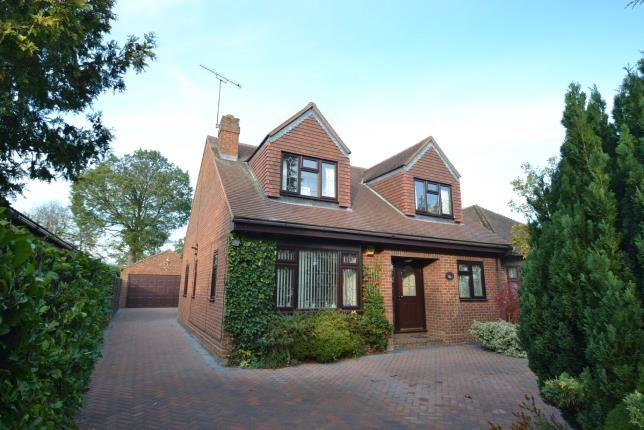 Thumbnail Detached house for sale in Hook End, Brentwood, Essex
