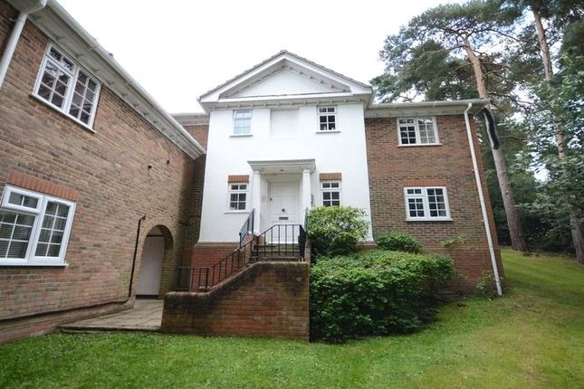 Thumbnail Flat for sale in Fairway Heights, Camberley, Surrey