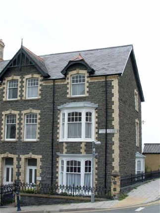 Thumbnail End terrace house for sale in Dolgadfan, 5, Loveden Road, Aberystwyth
