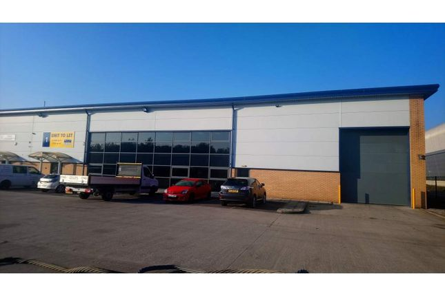 Thumbnail Light industrial to let in Unit 1 Aspen Way, Rotherham
