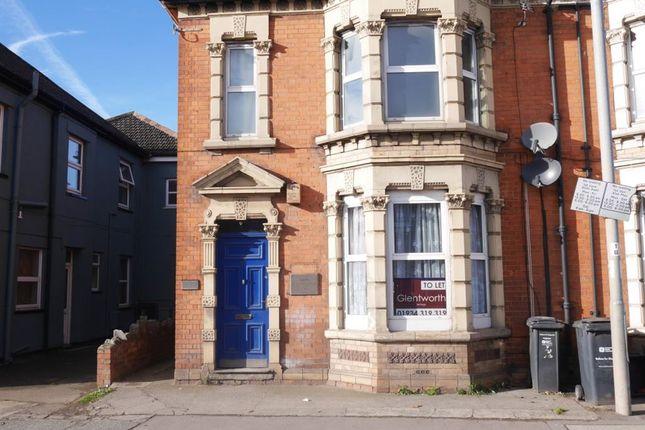 Thumbnail Flat to rent in Monmouth Street, Bridgwater