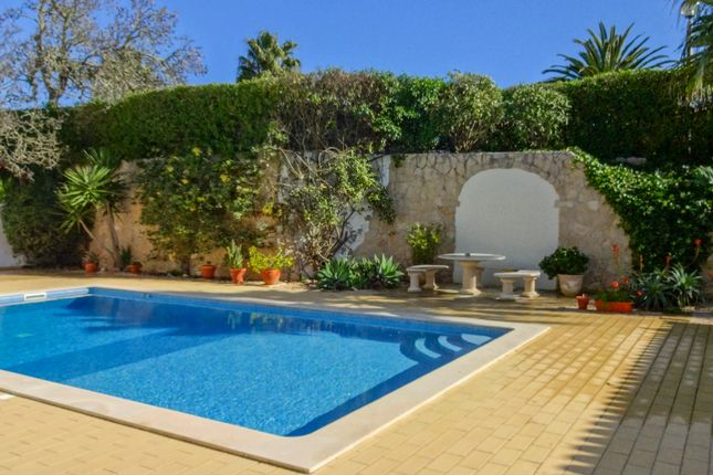 Pool And Terrace of Luz, Lagos, Portugal