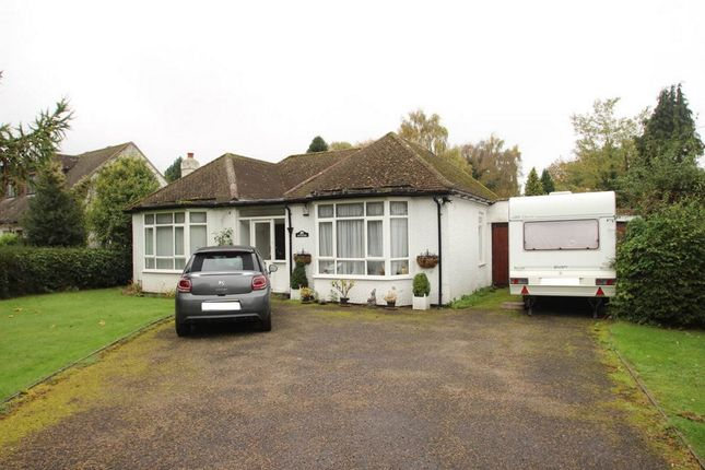 Thumbnail Bungalow for sale in Church Road, Chelsfield Park