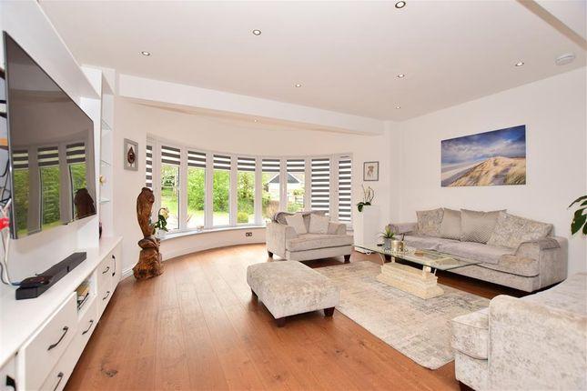 Thumbnail Detached bungalow for sale in Robin Hood Lane, Walderslade, Chatham, Kent