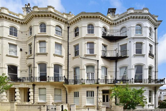 Front Elevation of Denmark Terrace, Brighton, East Sussex BN1
