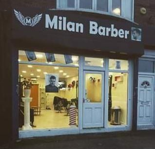 Thumbnail Leisure/hospitality for sale in Milan Barbers, 124 Mauldeth Road, Fallowfield, Manchester