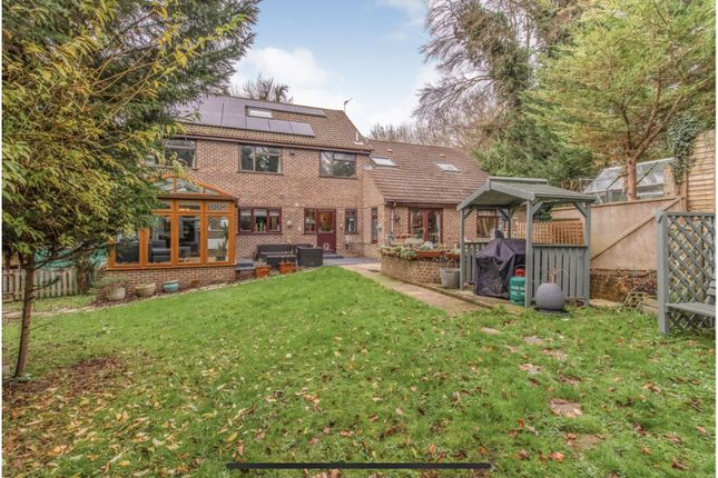Detached house for sale in Hillborough Grove, Walderslade, Chatham