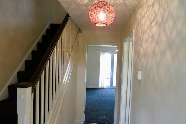 Hallway of Padstow Drive, Stafford ST17