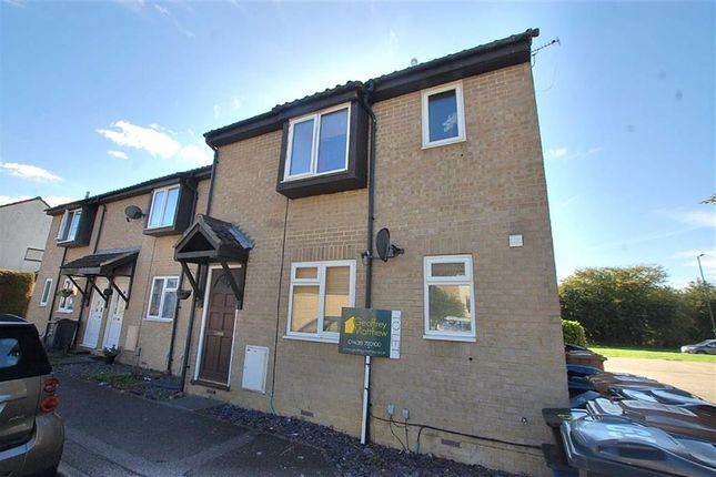 Thumbnail Flat to rent in Lime Close, Stevenage, Herts