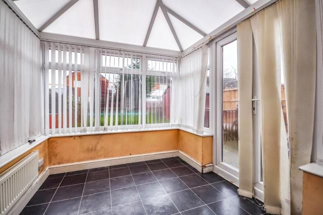 Conservatory of Thirlmere Road, Wythenshawe, Manchester, Greater Manchester M22