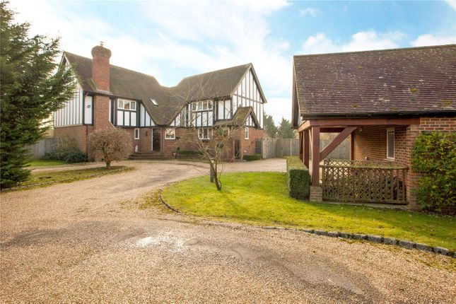 Thumbnail Detached house for sale in Chestnut Park, Bray, Maidenhead, Berkshire