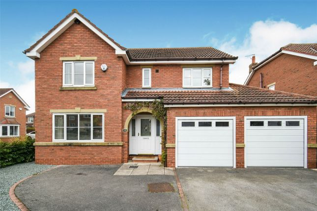 Thumbnail Detached house for sale in Jervis Court, Sutton On Derwent, York
