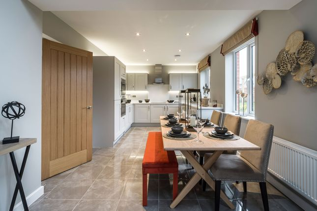 """4 bedroom detached house for sale in """"The Shirley"""" at Heath Lane, Lowton, Warrington"""