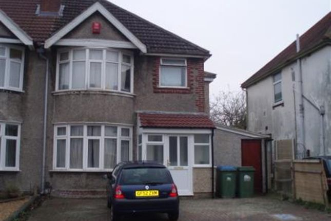 Thumbnail Property to rent in Sirdar Road, Highfield, Southampton