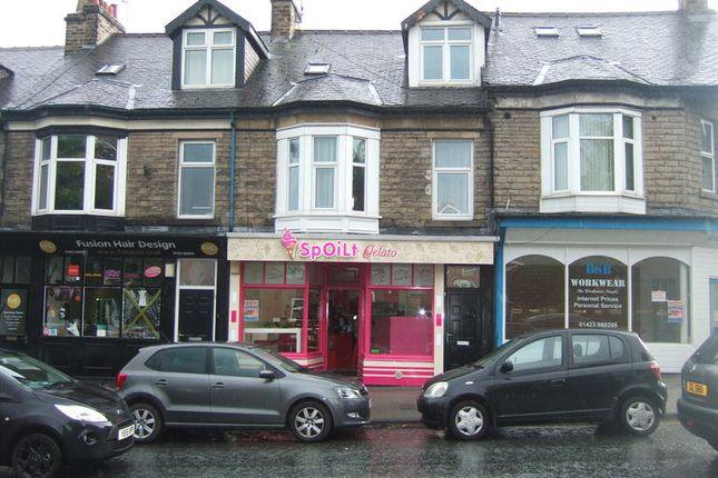 Thumbnail Retail premises for sale in Main Street Shaws Trailer Park, Knaresborough Road, Harrogate