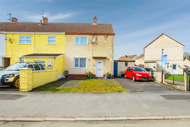 Thumbnail Semi-detached house for sale in Maesglas, Llandovery, Carmarthenshire