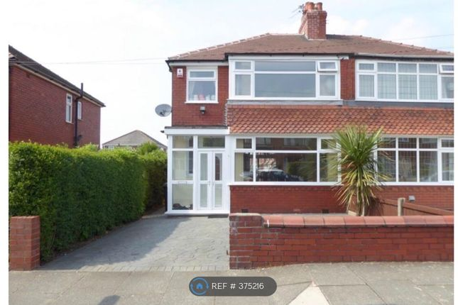 Thumbnail Semi-detached house to rent in Hawthorn Road, Droylsden, Manchester