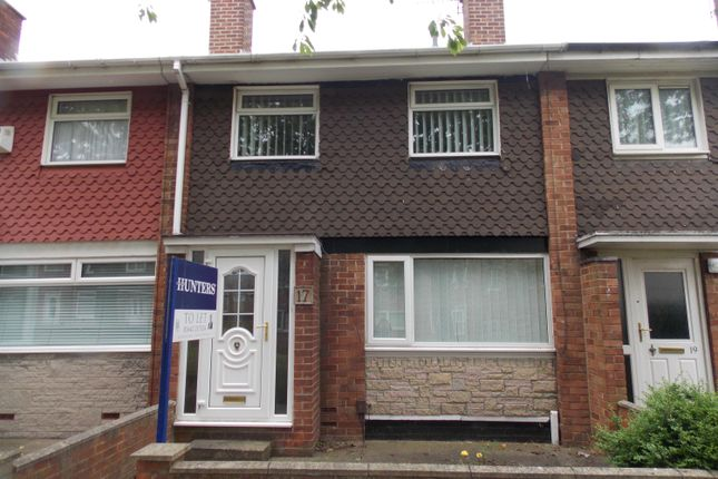 Thumbnail Terraced house to rent in Missenden Grove, Middlesbrough