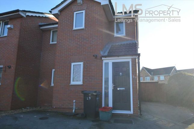 2 bed semi-detached house to rent in The Maples, Winsford CW7