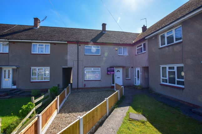 3 bed terraced house for sale in Burns Close, Great Sutton
