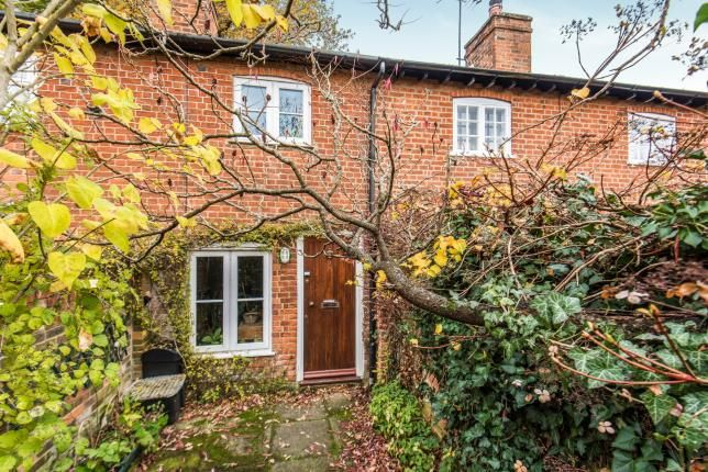 Thumbnail Terraced house for sale in Grove Heath, Ripley, Woking